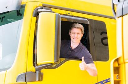 Berufskraftfahrer Qualifikation im Verkehrs-Institut Strausberg