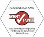 Maßnahmen Zertifikat AZAV §81